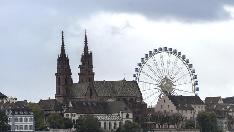 Basel: Gar nicht so schmutzig, diese Stadt