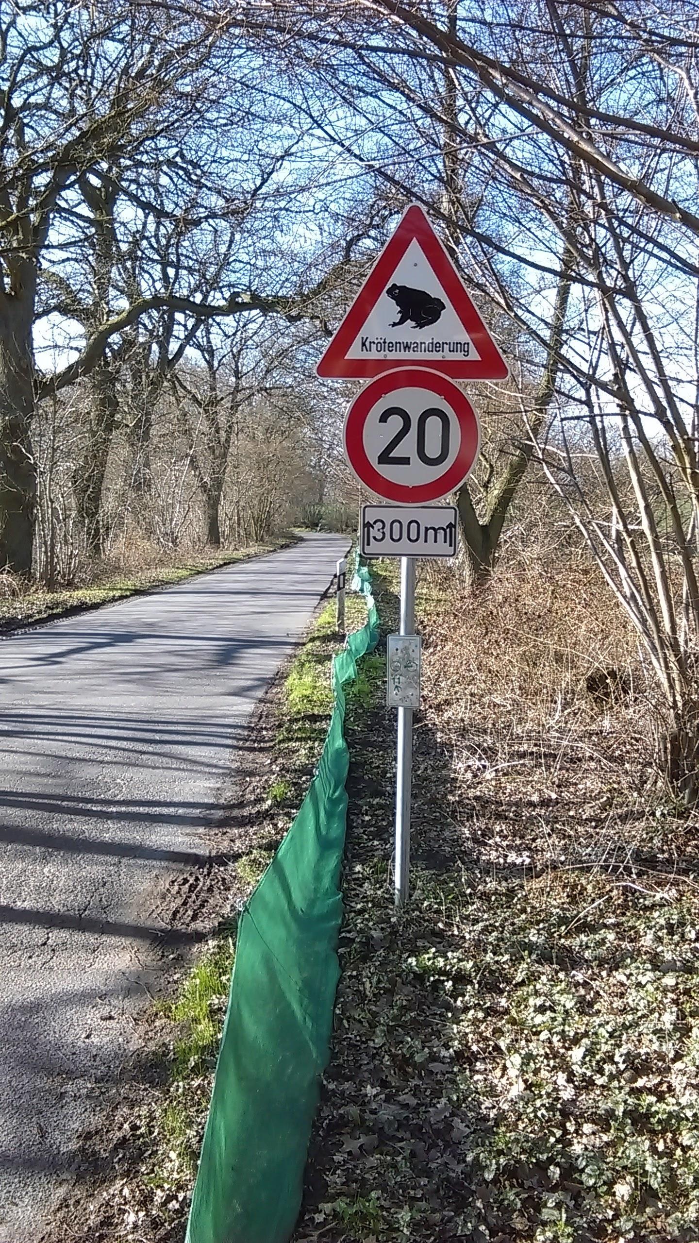 Fixe Kröten in Lemsahl-Mellingstedt
