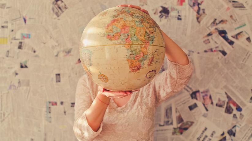 Internationale Studenten: Ohne Worte
