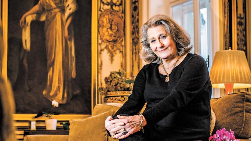 Sissy Strauss: Die Salonlöwin