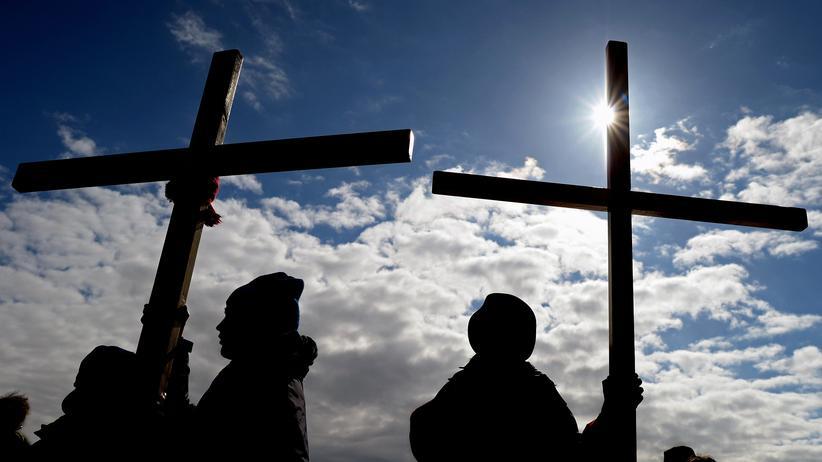 Religion: Das Kreuz mit dem Kreuz
