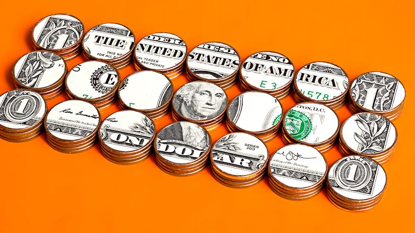 Geldpolitik: Symbol von Stärke: der US-Dollar