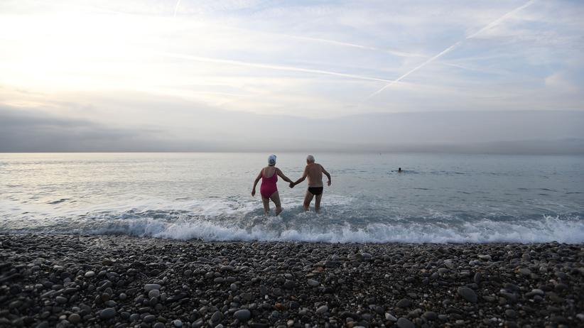 Altersvorsorge: Am Mittelmeer
