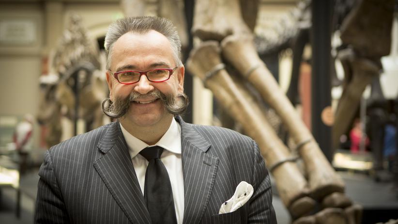 Forschung: Johannes Vogel, Direktor des Berliner Naturhistorischen Museums im Museum für Naturkunde