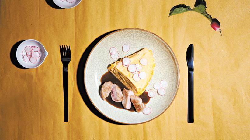 Omelett mit Wachteln: Omelett geht auch anders.