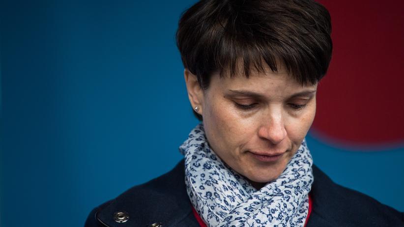 Alternative für Deutschland: Stürzt Petry schon am kommenden Wochenende?