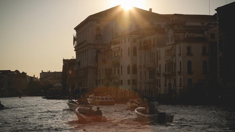 Italien: Venedig, so muss es sein.