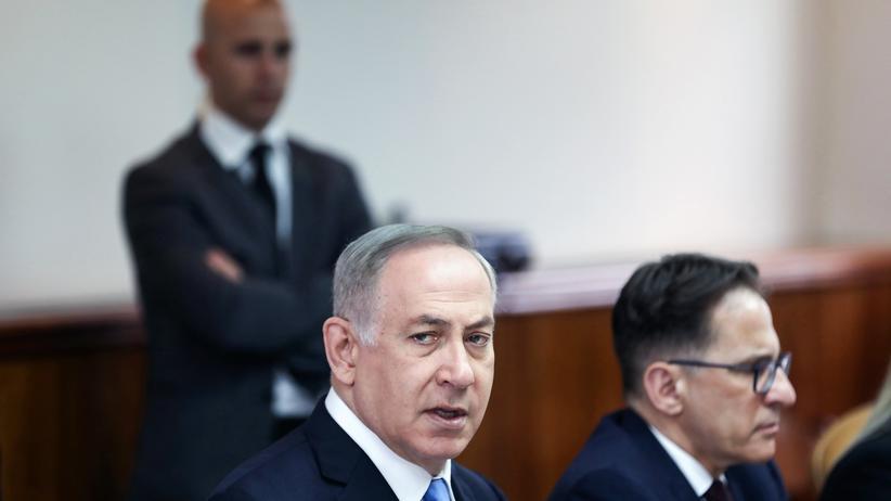 Benjamin Netanjahu: Die beiden Länder ticken nicht mehr gleich