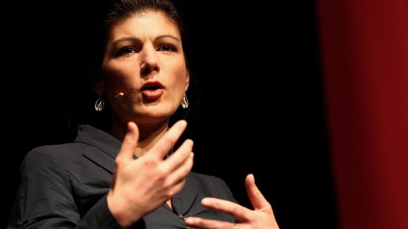 Parteien: Sahra Wagenknecht