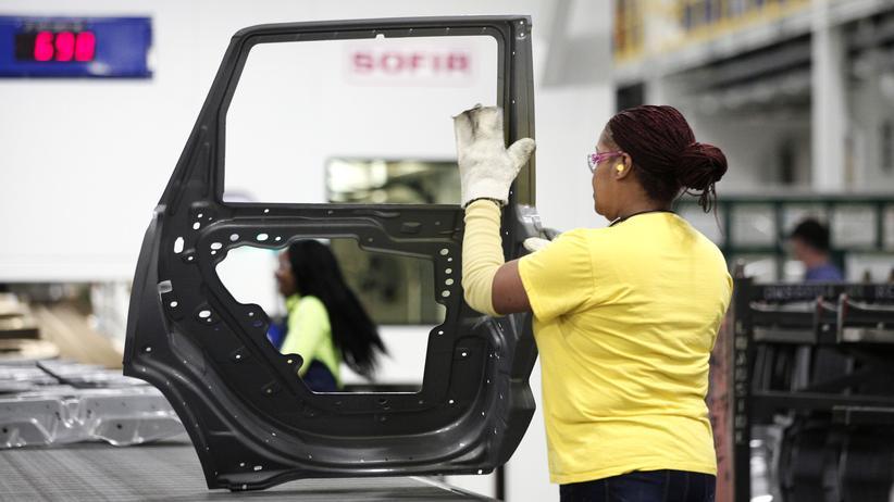 US-Arbeitsmarkt: Trumps Strohfeuer