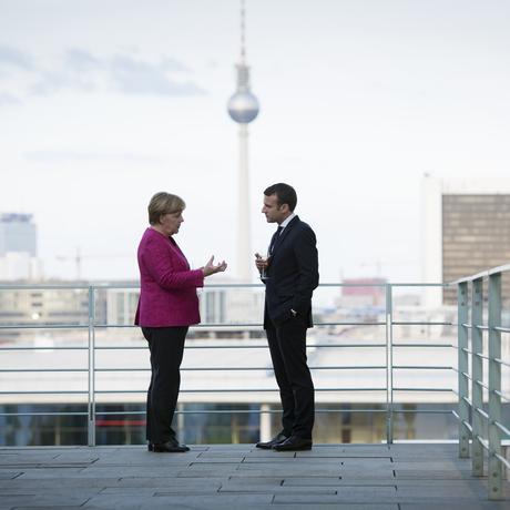 Frankreich: Macron allemand