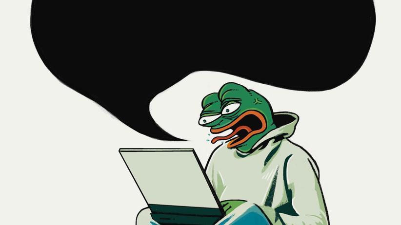 Hasskommentare: Ansichten eines Trolls