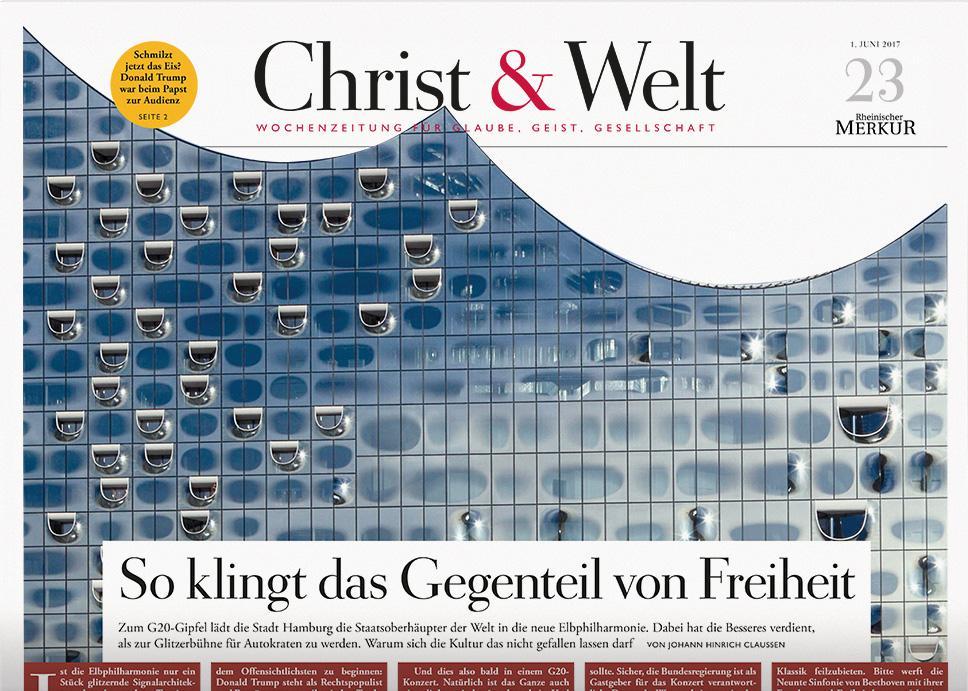 Christ & Welt 23/2017