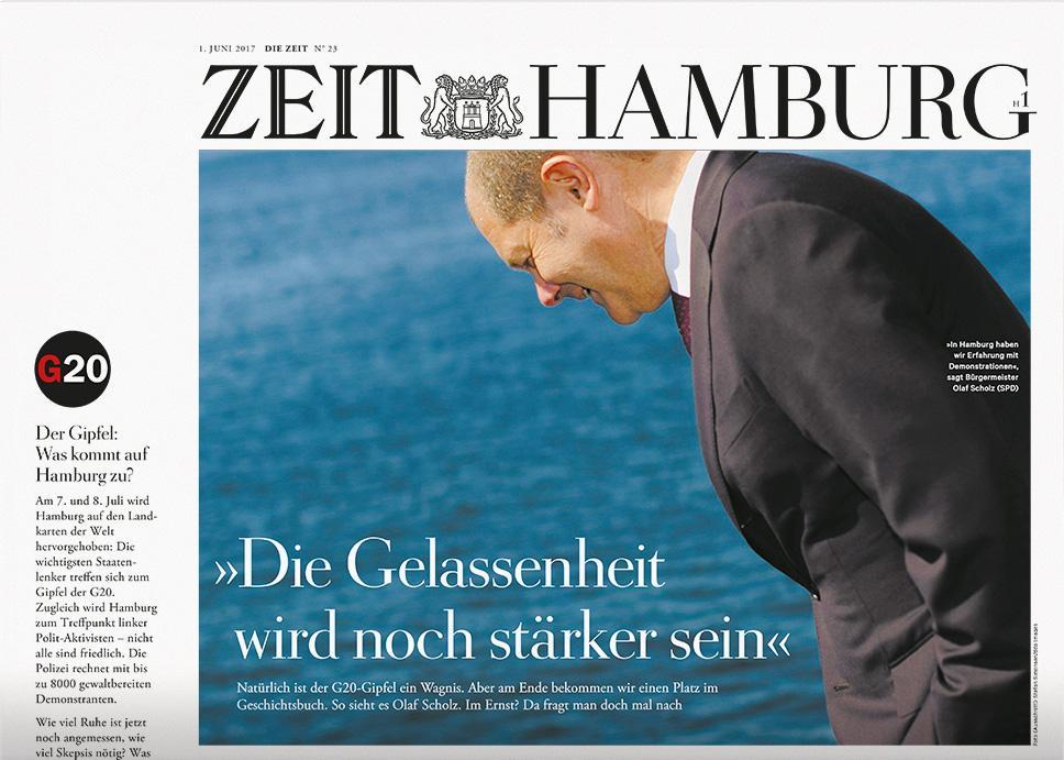 ZEIT Hamburg 23/2017