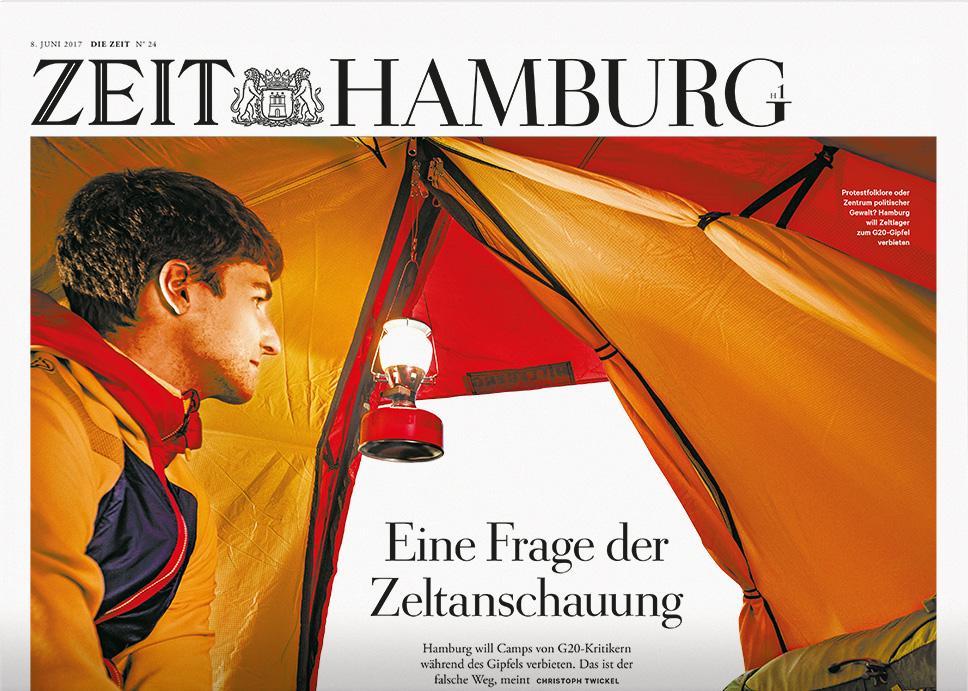 DIE ZEIT Hamburg 24/2017