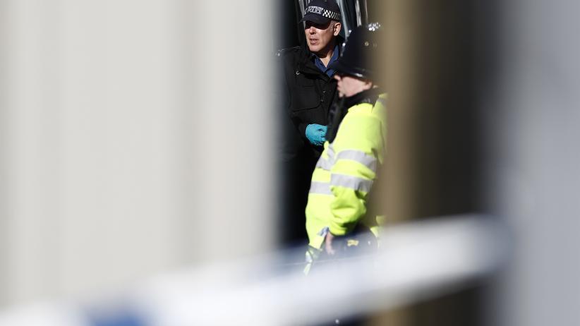 Terrorismus: Polizeibeamte in London nach dem Terroranschlag vom 3. Juni