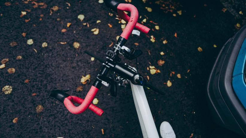 Fahrradsternfahrt: Rad ab