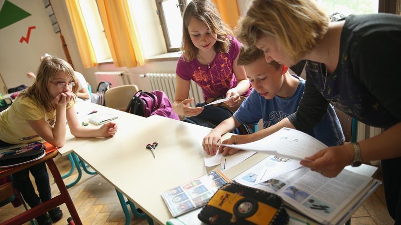 Schule: Eltern sind viel netter als ihr Ruf
