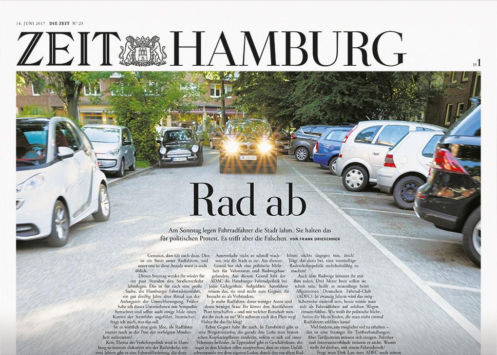 DIE ZEIT Hamburg 25/2017