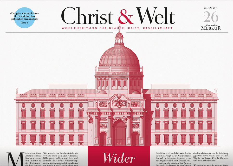 Christ & Welt 26/2017