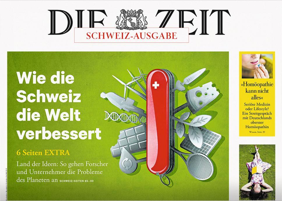 DIE ZEIT Schweiz 26/2017