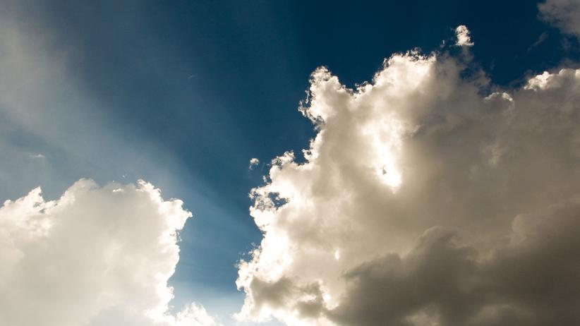 Wolken: Auf der Erde wird's himmlisch
