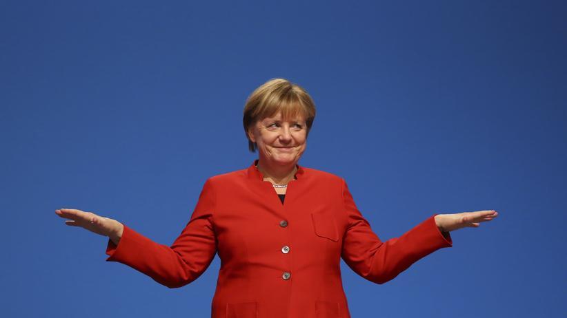 CDU: Merkel weiß: Mit der reinen katholischen Lehre lassen sich keine Wahlen gewinnen.