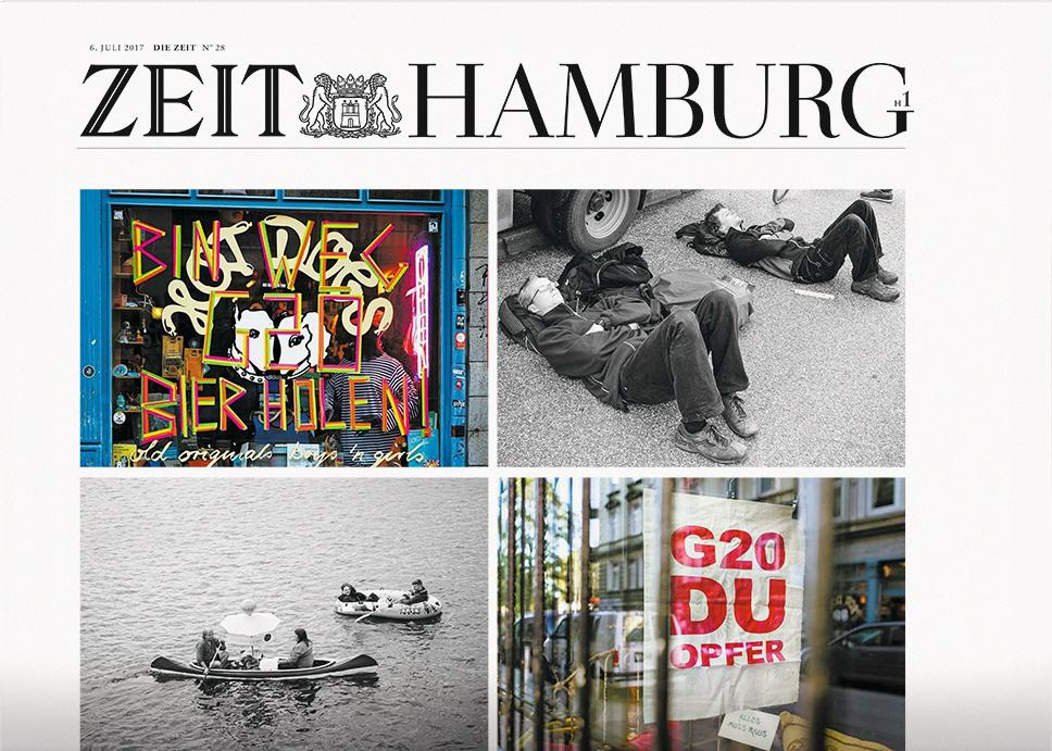 DIE ZEIT Hamburg 28/2017
