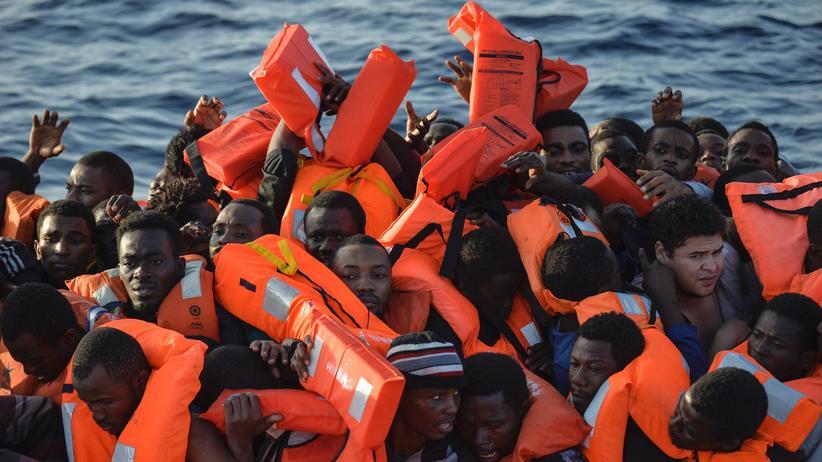 """Flüchtlinge: """"Schließen!"""" Echt?"""