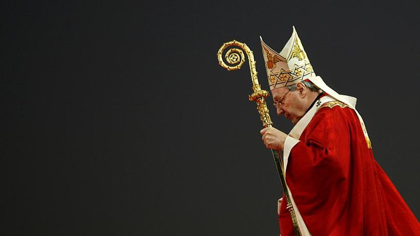 Bildergebnis für kardinal pell bilder