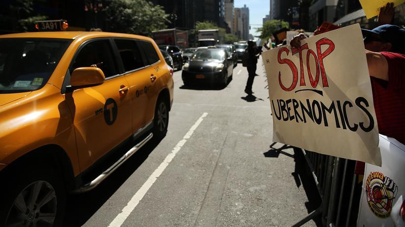 Bhairavi Desai: Eine gegen Uber