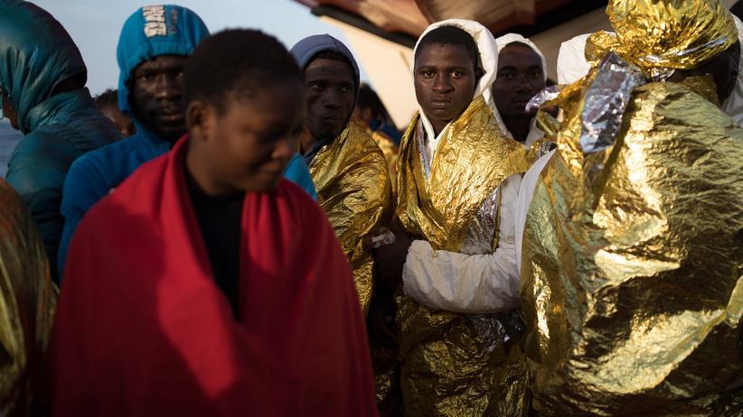 Flüchtlinge: Es darf nie wieder passieren