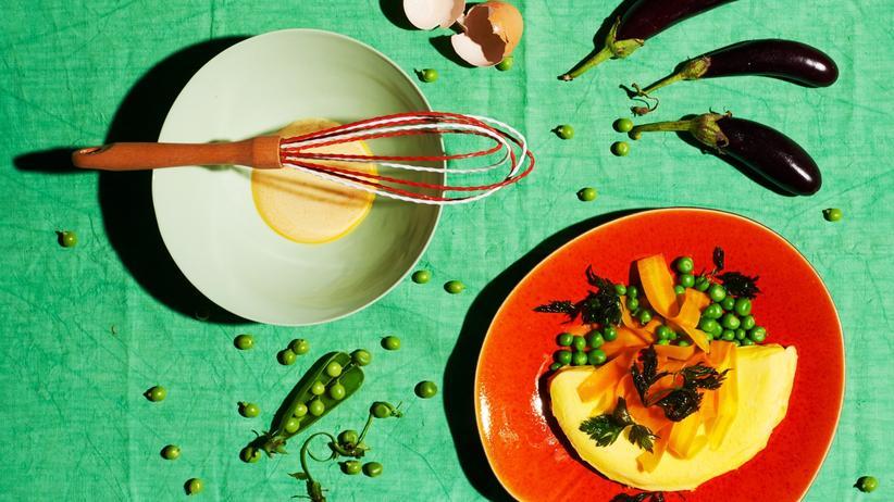 Erbsen und Möhren: Die Omelettschule
