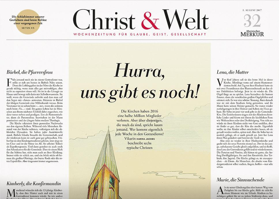 Christ&Welt 32/2017
