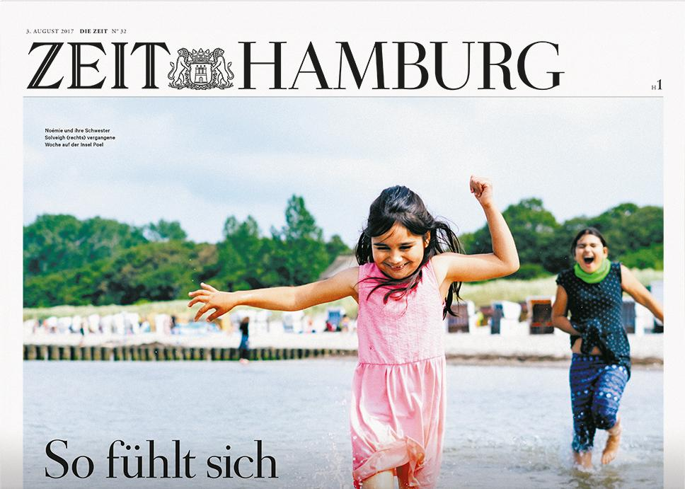 DIE ZEIT Hamburg 32/2017