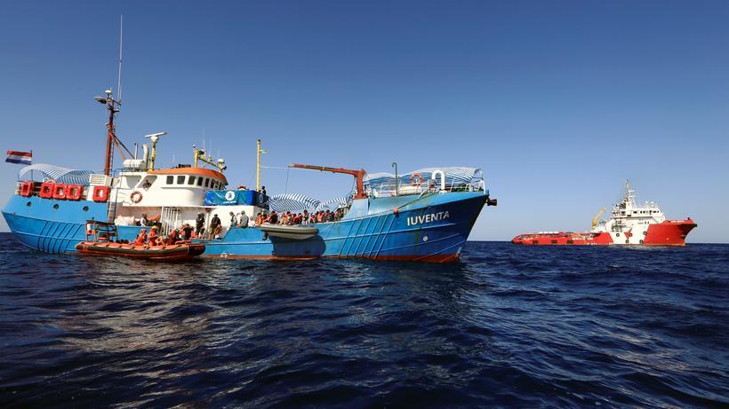 Jugend rettet: Das Rettungsschiff