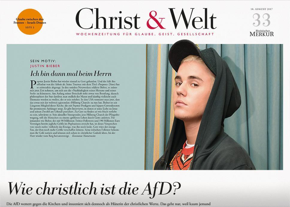 Christ&Welt 33/2017