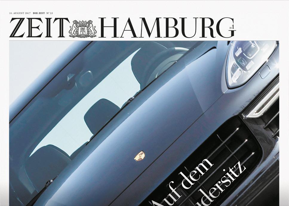 DIE ZEIT Hamburg 33/2017