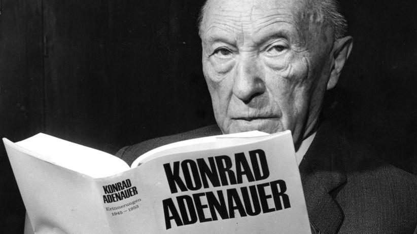 Konrad Adenauer: Ohne Kampf war ihm langweilig