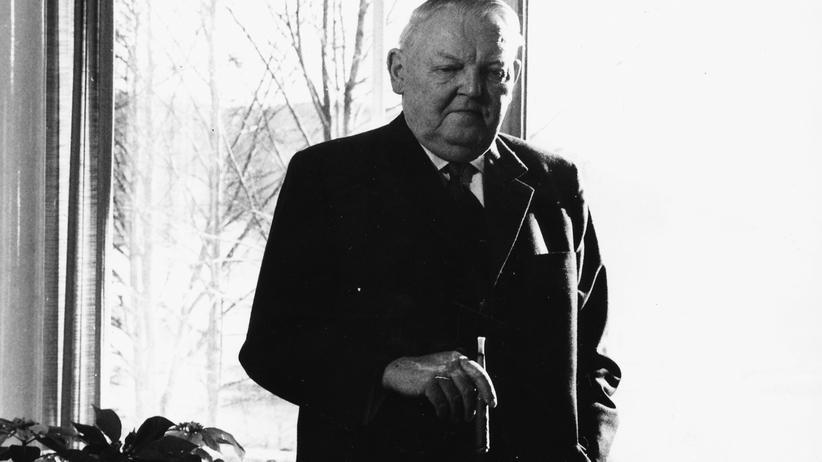 Ludwig Erhard: Ein Mann des Spektakels