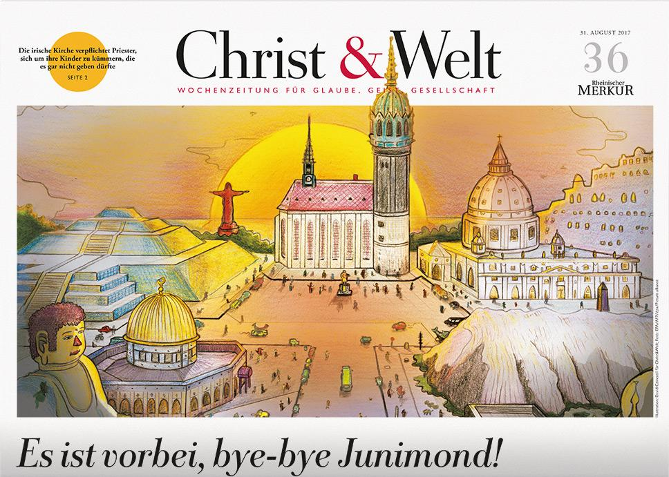 Christ&Welt 36/2017