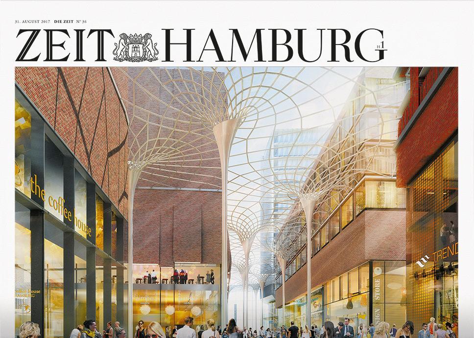 DIE ZEIT Hamburg 36/2017