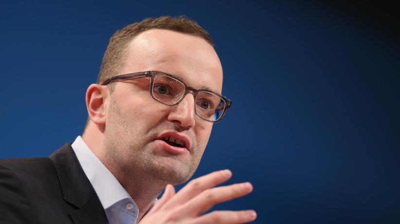 Sprache: CDU-Politiker Jens Spahn
