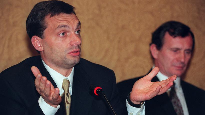 Ungarn: Wie aus diesem netten jungen Mann Viktor Orbán wurde