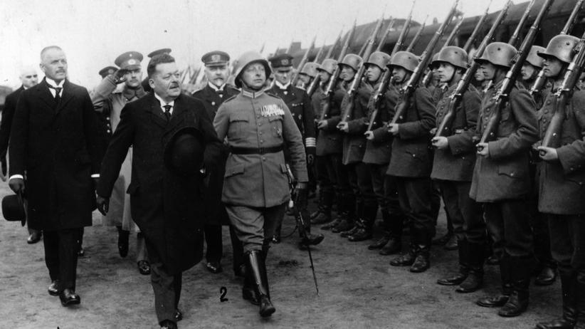 Weimarer Republik: Der Kanzler-Fluch von Weimar
