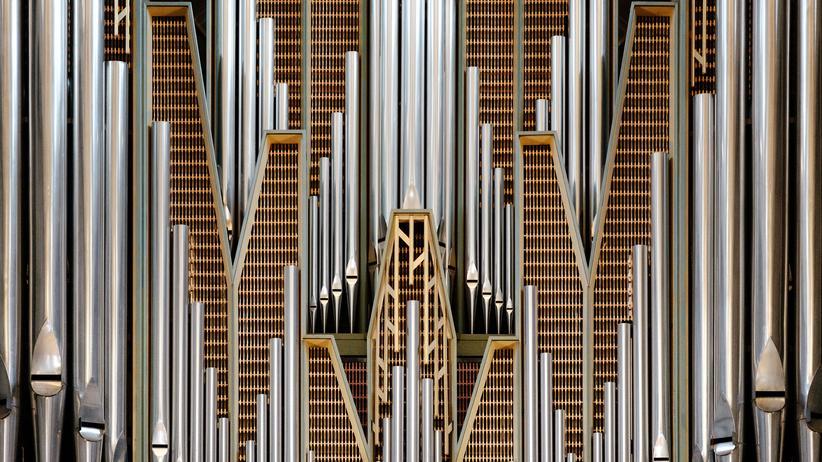 """Fahrradkantor: """"Was nutzt eine wunderbar restaurierte Orgel, wenn dann keiner da ist, der sie spielen kann?"""", fragt Deutschlands einziger Fahrradkantor Martin Schulze."""