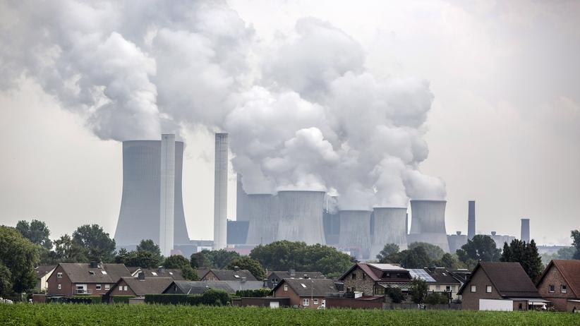 Emissionen: Deutschland hat sich verpflichtet, die Treibhausgas-Emissionen bis 2020 im Vergleich zu 1990 um 40 Prozent zu reduzieren.