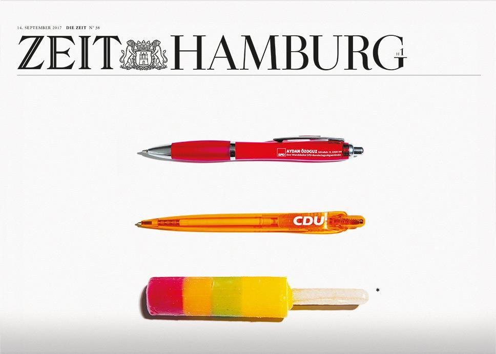 DIE ZEIT Hamburg 38/2017