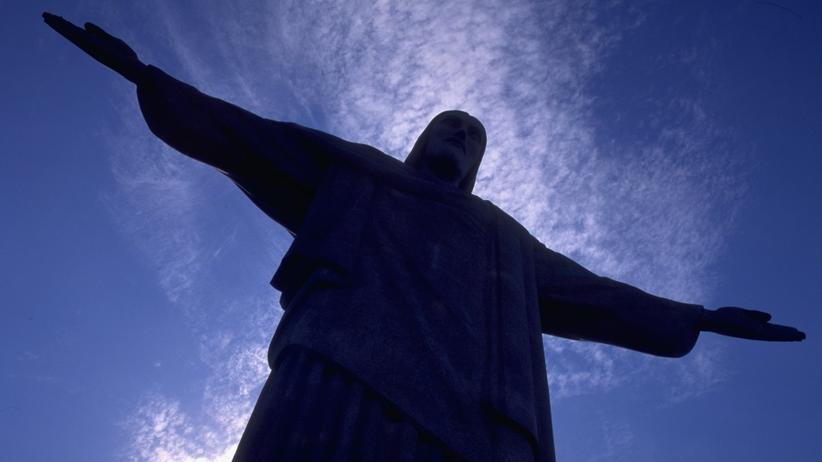 Anselm Grün: Christusstatue in Rio de Janiero