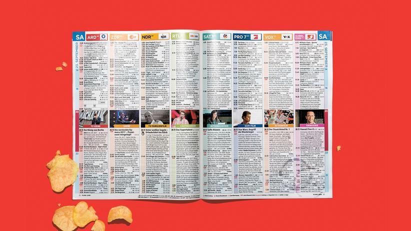 Fernsehen: Das volle Programm!